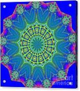 Fractalscope 2 Acrylic Print