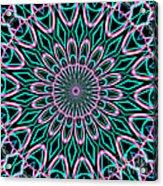 Fractalscope 21 Acrylic Print