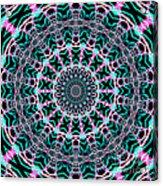 Fractalscope 22 Acrylic Print