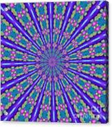Fractalscope 26 Acrylic Print