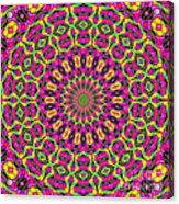Fractalscope 7 Acrylic Print