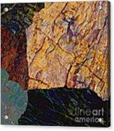 Fracture Section Ix Acrylic Print