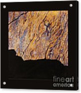 Fracture V Acrylic Print