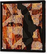 Fractured Overlay I Acrylic Print