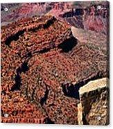Fraggle Rocks Acrylic Print