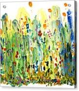 Fragrance Acrylic Print