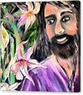Fragrance Of Peace Acrylic Print
