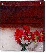 Frailes Acrylic Print