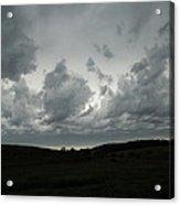 Framing The Land Acrylic Print