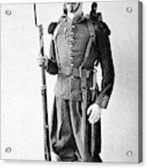 France Grenadier, 1860 Acrylic Print