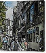 France Street Acrylic Print