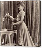 France Woman, C1895 Acrylic Print
