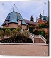 Francis Ford Coppola Wine Tasting Entrance Acrylic Print
