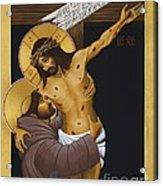 Francis 'neath The Bitter Tree 006 Acrylic Print