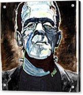 Frankenstein Boris Karloff Acrylic Print