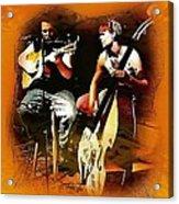 Frankie And Johnny   Acrylic Print