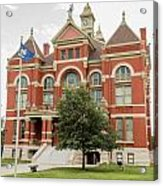 Franklin County Courthouse 2 Acrylic Print