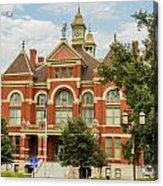 Franklin County Courthouse 4 Acrylic Print
