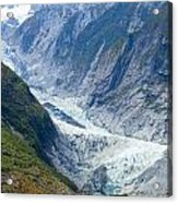 Franz Josef Glacier Acrylic Print
