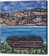 Fraser River British Columbia Acrylic Print