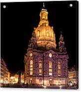 Frauenkirche Acrylic Print