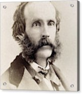 Frederick Edwin Church (1826-1900) Acrylic Print