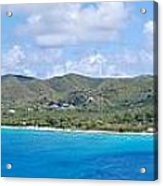 Frederiksted Acrylic Print