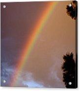 Free Rainbow  Acrylic Print