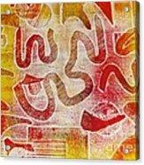 Free Will II Acrylic Print