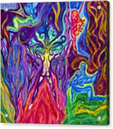 Free Your Goddess Acrylic Print