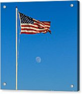 Freedom Acrylic Print by Robert Bales