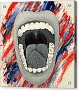 Americas Voice Acrylic Print
