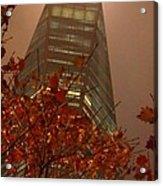 Freedom Tower Nyc Acrylic Print