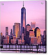 Freedom Tower Nyc Acrylic Print