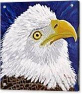 Freedom's Hope Acrylic Print by Vicki Maheu