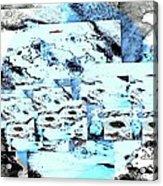 Freezing Acrylic Print