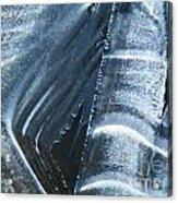 Freezing Point Acrylic Print