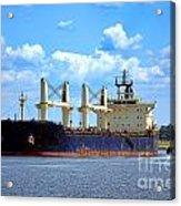Freight Hauler Acrylic Print