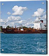 Freighter Acrylic Print