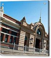 Fremantle Train Station Acrylic Print