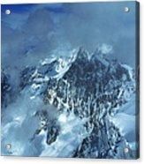 French Alps Acrylic Print