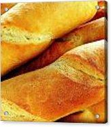 French Bread Acrylic Print