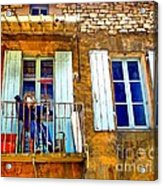French Country Acrylic Print