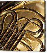 French Horn I Acrylic Print