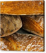 French Loaves Acrylic Print