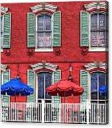 French Quarter Acrylic Print