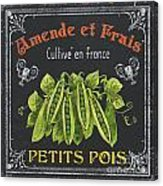 French Vegetables 2 Acrylic Print