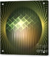 Frequency Modulation Acrylic Print