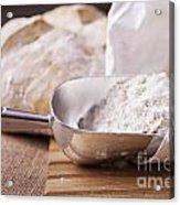 Fresh Bread Acrylic Print