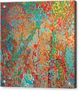 Fresh Dots Acrylic Print by Gabe Arroyo